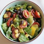 Tex-Mex Salad with Avo Dressing