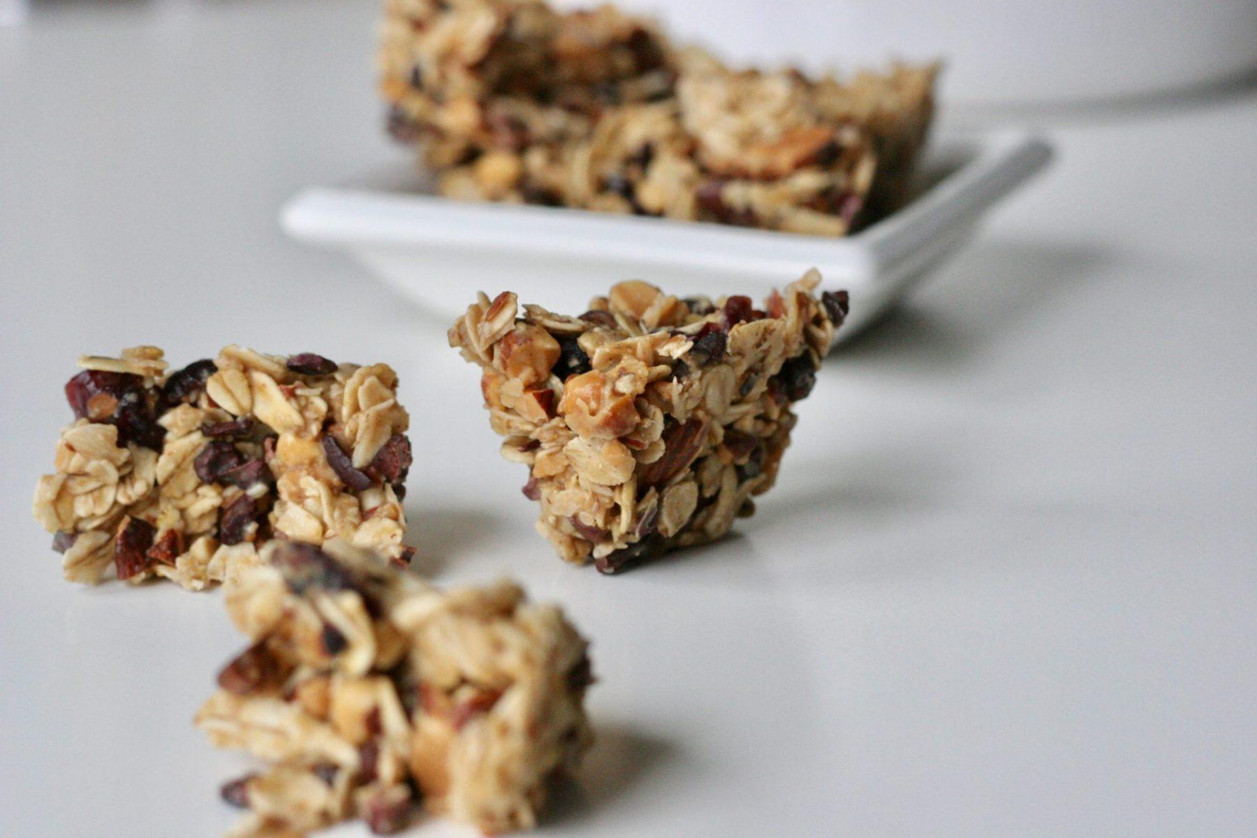 freezer ready oat energy bites