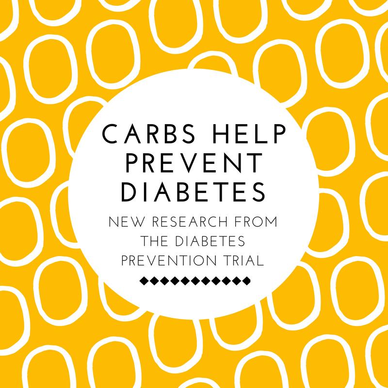 Carbs and Diabetes