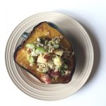 Easy Acorn Squash with Apples