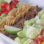 easy vegan taco salad
