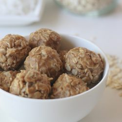 Easy Coconut Energy Bites